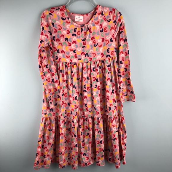 7f3d5cf058 Hanna Andersson Dresses | Hanna Anderson Rainbow Dress | Poshmark
